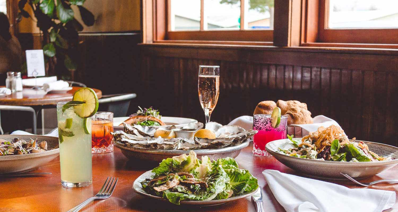 Best lunch restaurants in Point Reyes